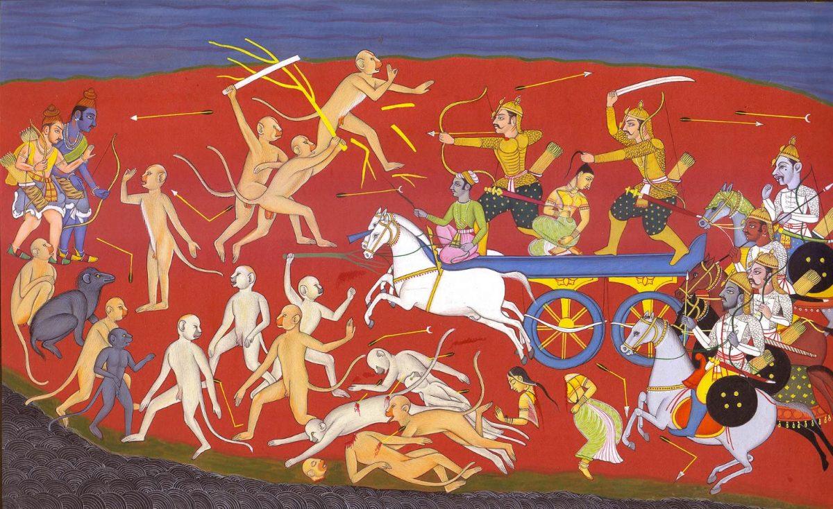 Rámájana eredete India