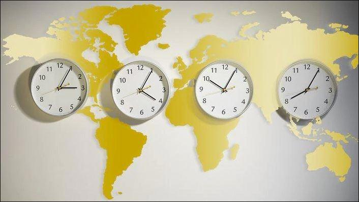 Indiai időzóna