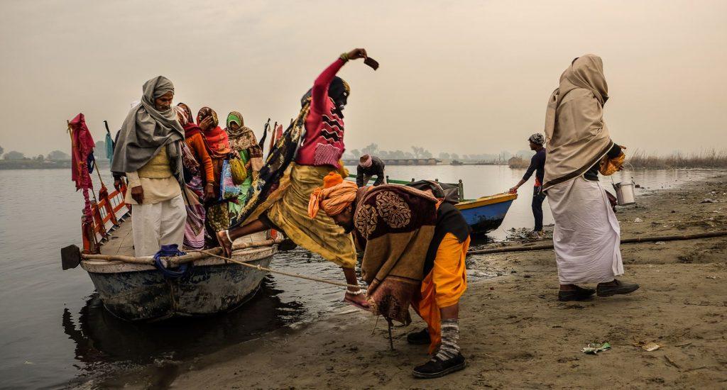 Indiai utazás 2020-ban Leveles Zoltánnal