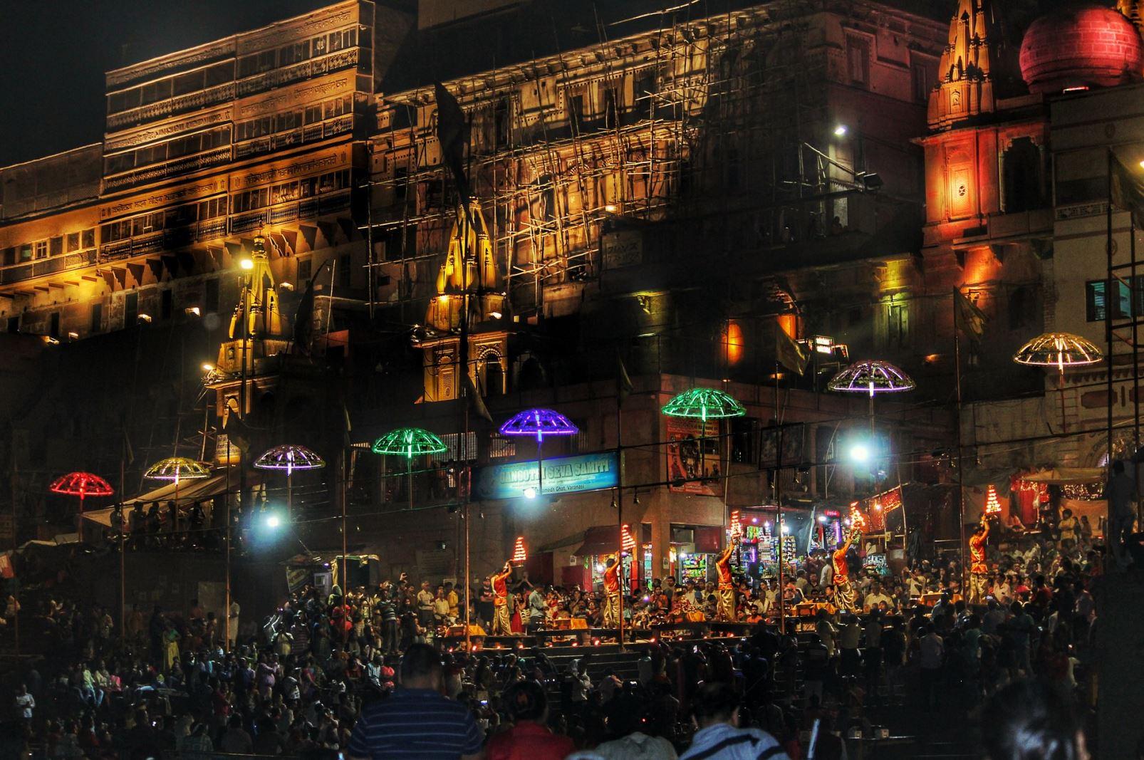 Varanaszi Ganga arti