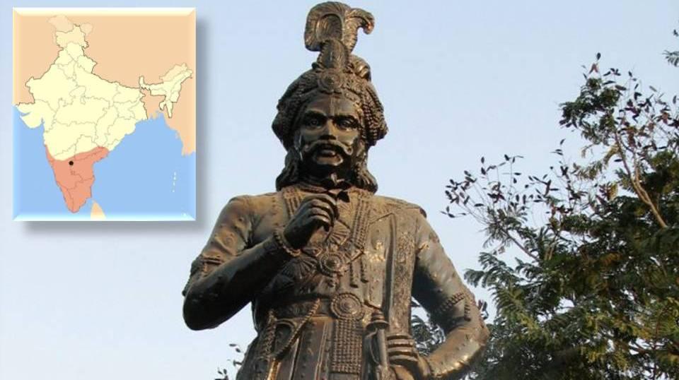 Krisnadeva Raya, hampi azaz Vijayanagar híres királya